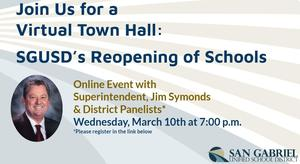 Town Hall Recording