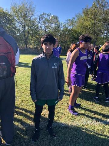 finley boys cross country
