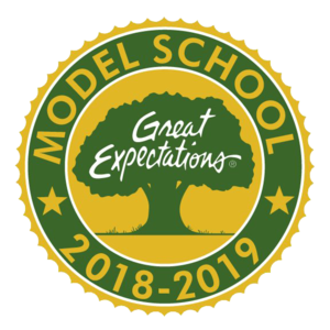 Great Expectations® Model School Distinction