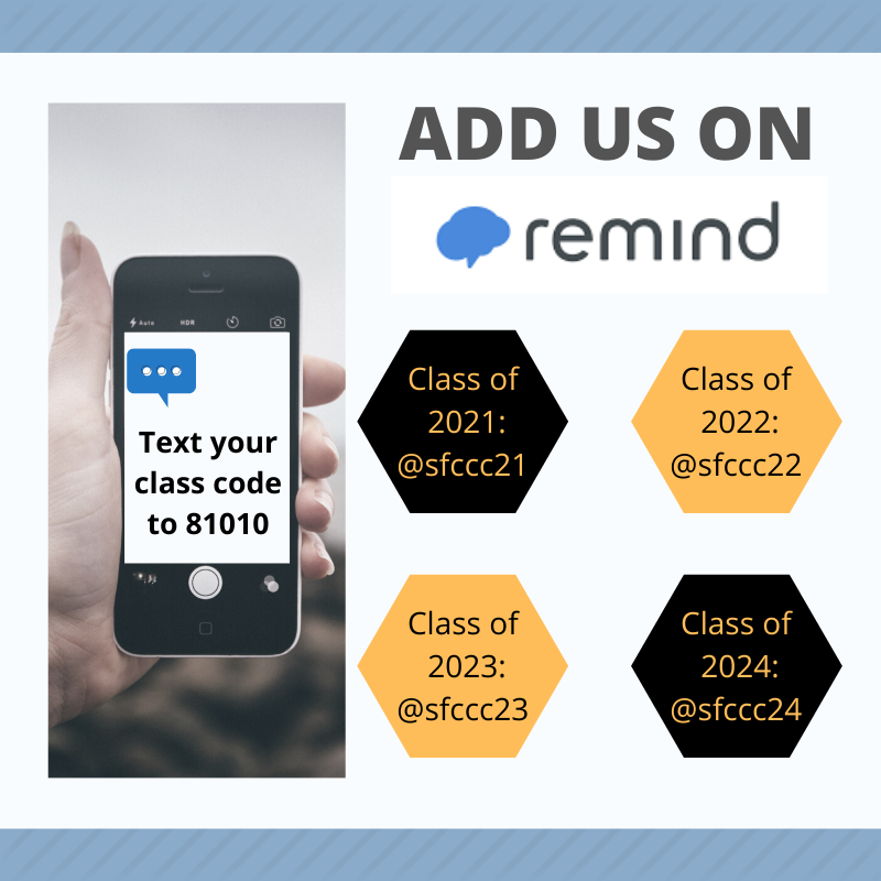 Remind Text Sign up