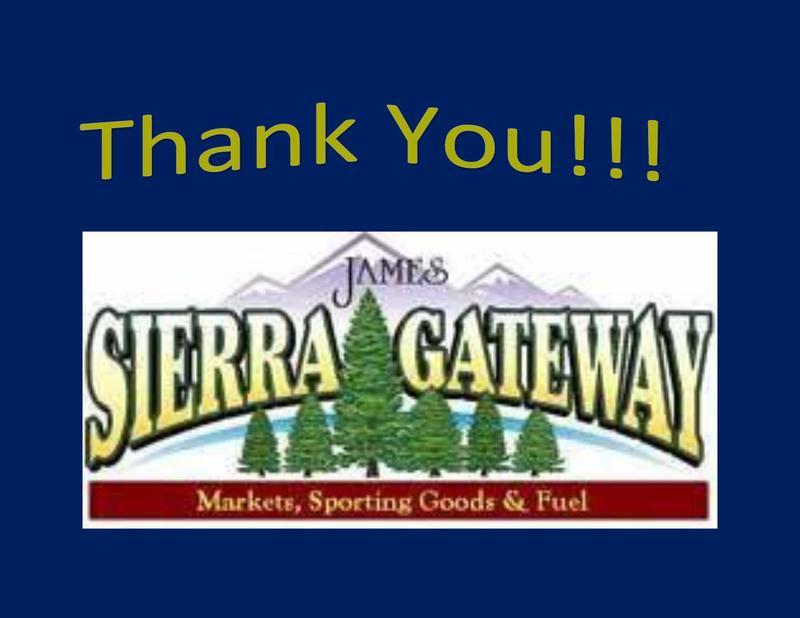 Thank You Sierra Gateway Market #1