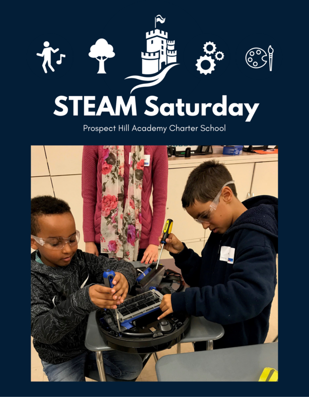 STEAM Saturday Fall 2021 Registration Now Open! Featured Photo