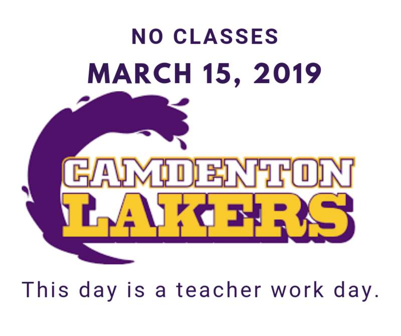 No Classes - Friday March 15, 2019 Featured Photo