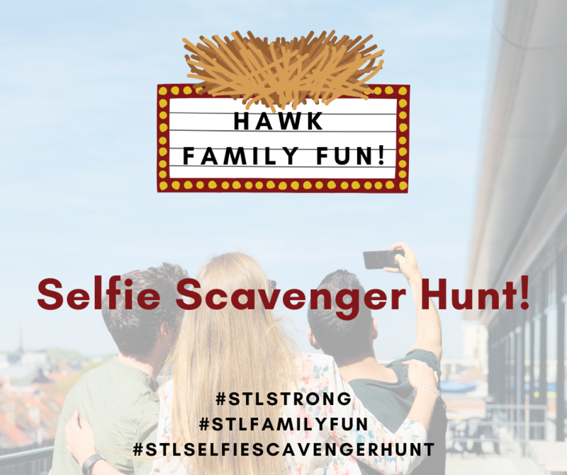 Hawk Family Fun - Holy Week Selfie Scavenger Hunt Featured Photo