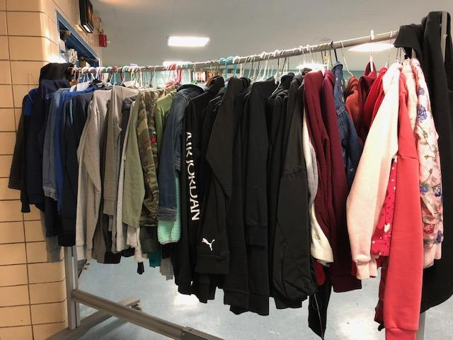 lost and found jackets