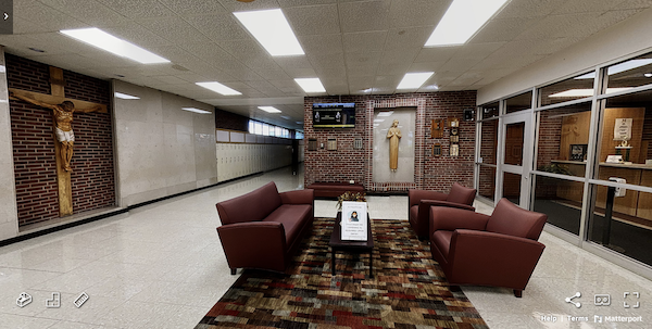 Marian Catholic High School Virtual Tour Featured Photo