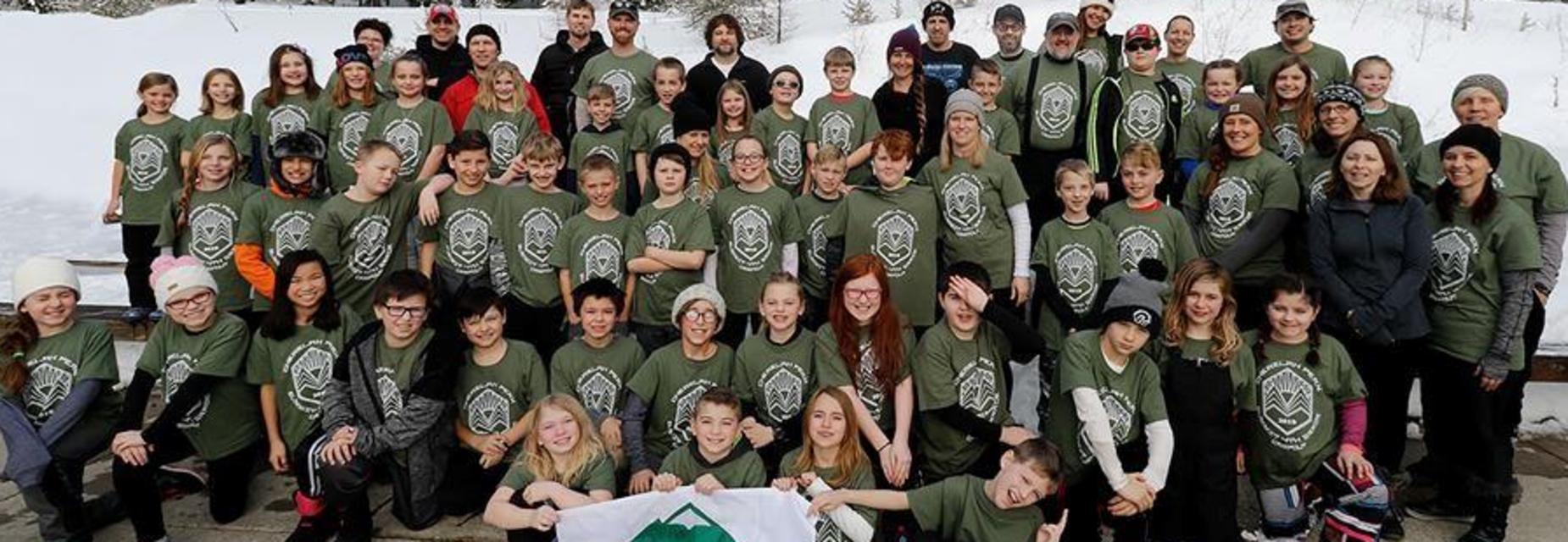 4th Grade Chewelah Peak Adventure