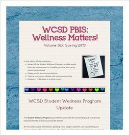 Wellness Matters Newsletter