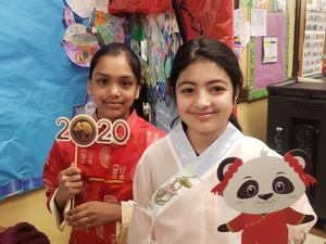 PS 16 Chinese new year