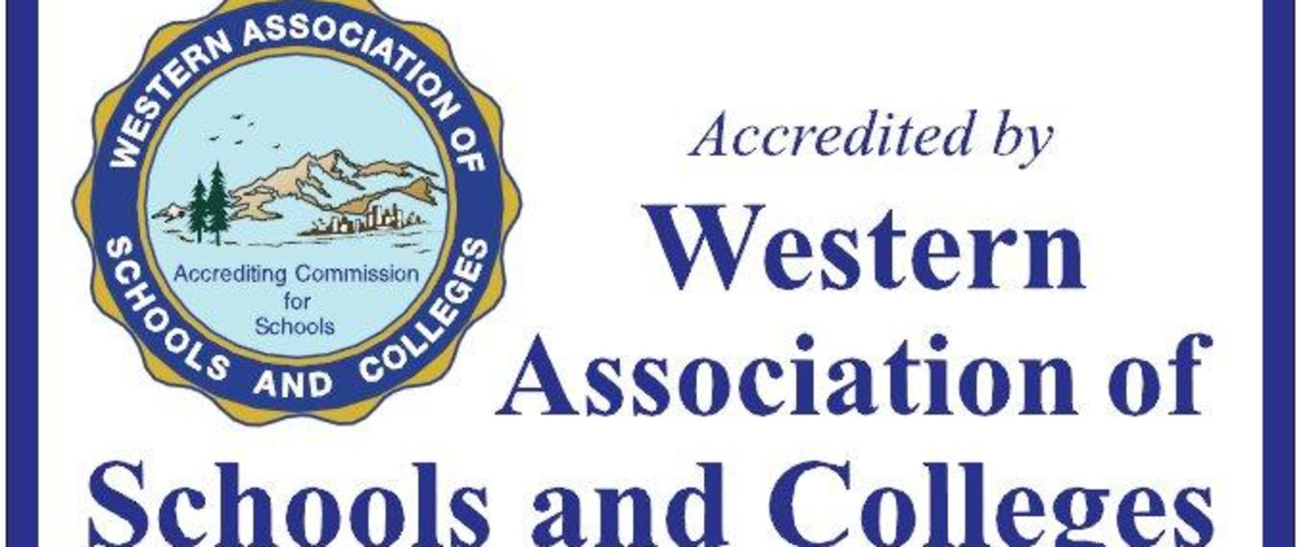 Mount Gleason Middle School is ACS WASC Accredited