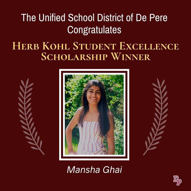 Ghai Kohl scholarship photo