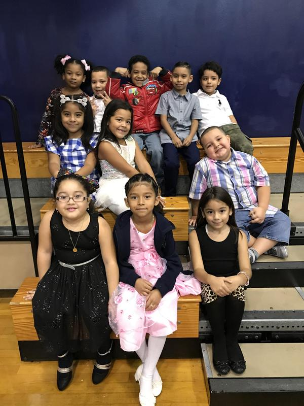 kids dressed to impress against bullying