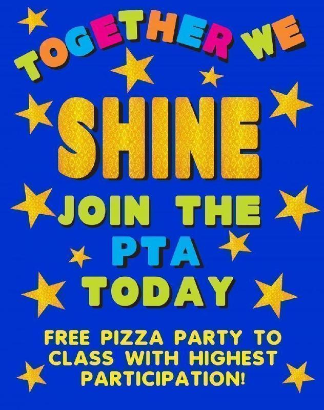 PTA Membership Drive Is Here Now! Featured Photo