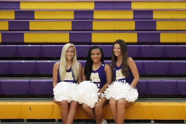 Lauren Martin, Imani Williams, Avery Rutherford
