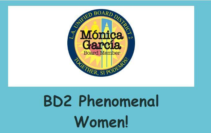 BD2 Phenomenal Women Award