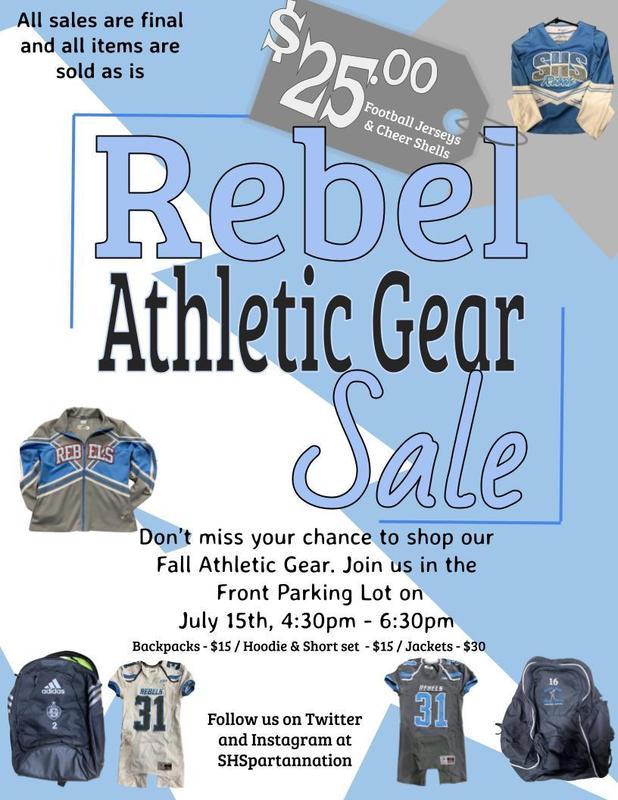 Athletic Gear Sale