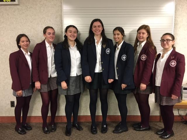 Seven Students Accepted to National Music Educator's Association All-County Festival Featured Photo