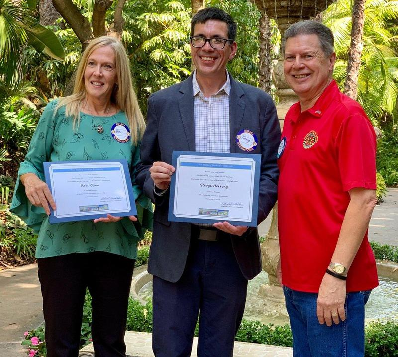 Rotary Club of Fallbrook Recognitions Featured Photo