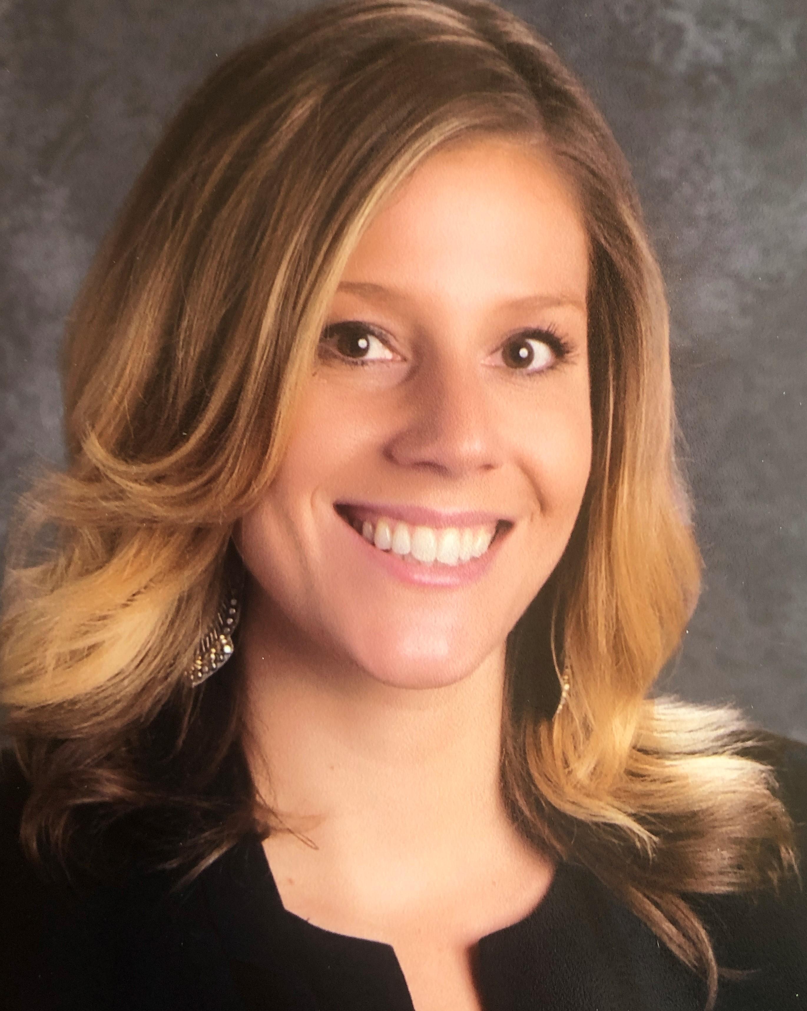 Photo of Erin Barney, Cooke School Assistant Supervisor
