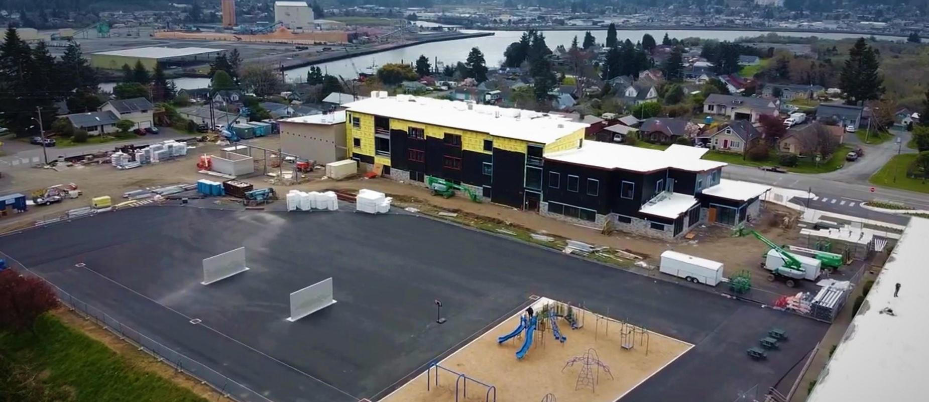 Eastside Aerial Photo