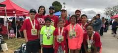 Webber Fitness Club Marathon