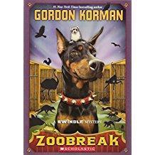 Book cover ZooBreak