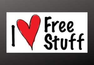 I heart free stuff