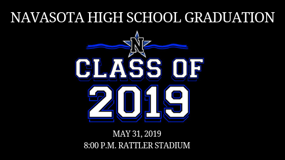 SAVE THE DATE FOR THE CLASS OF 2019 Featured Photo