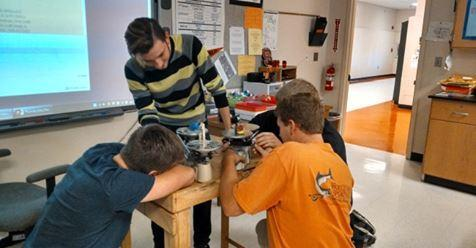 West Wilkes High School DonorsChoose Thumbnail Image