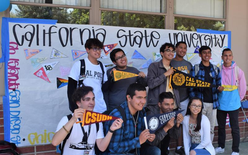 Cal High Celebrates College-Bound Seniors Featured Photo