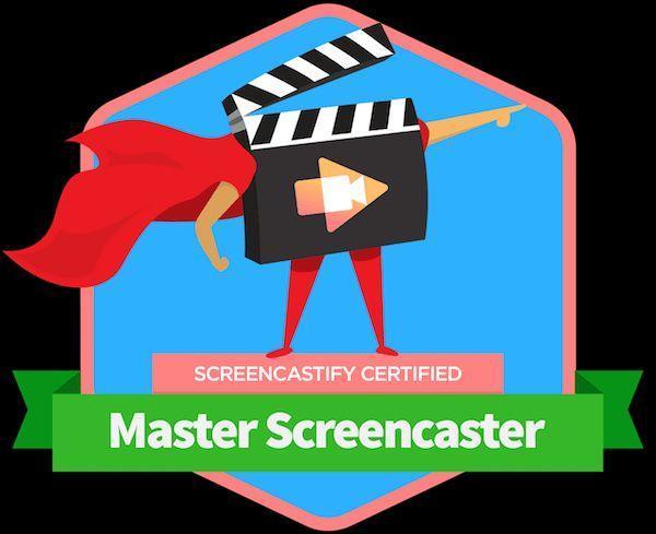 Screencastify badge earned 04/20/2020