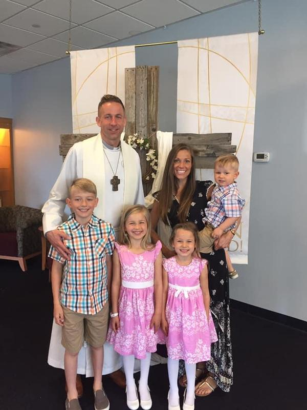 Introducing our New Pastor- Rev. Calvin R. Kapels Featured Photo