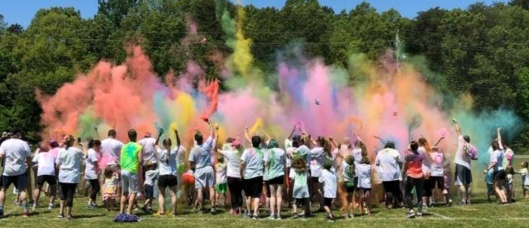 YMCA Color Run