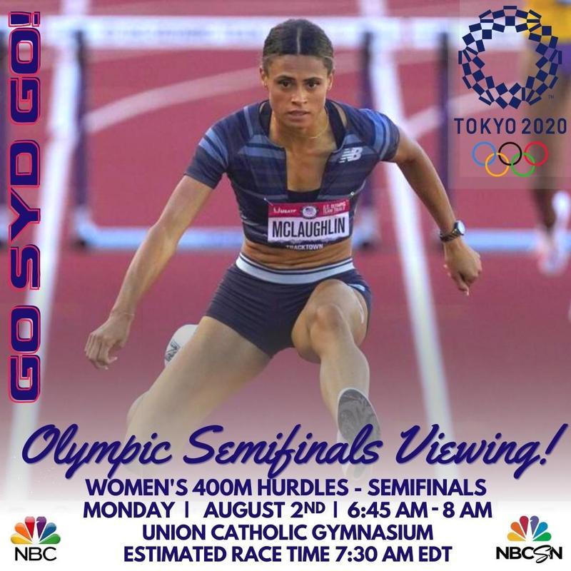 UC Graduate Sydney McLaughlin Hurdles Into The Semifinals at the Olympics Thumbnail Image