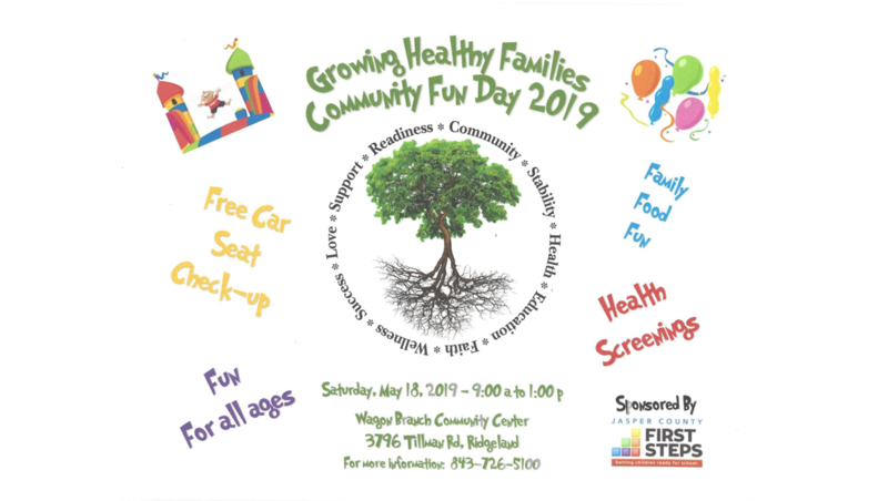 Jasper County Community Fun Day Featured Photo