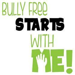 Bully Free Starts with Me!