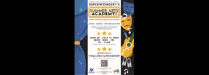 Summer Arts Academy Flyer
