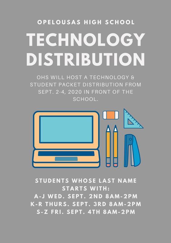 Tech Distribution Flyer