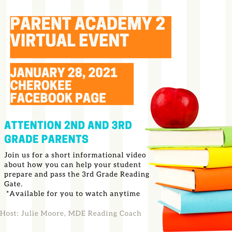 Parent Academy 2