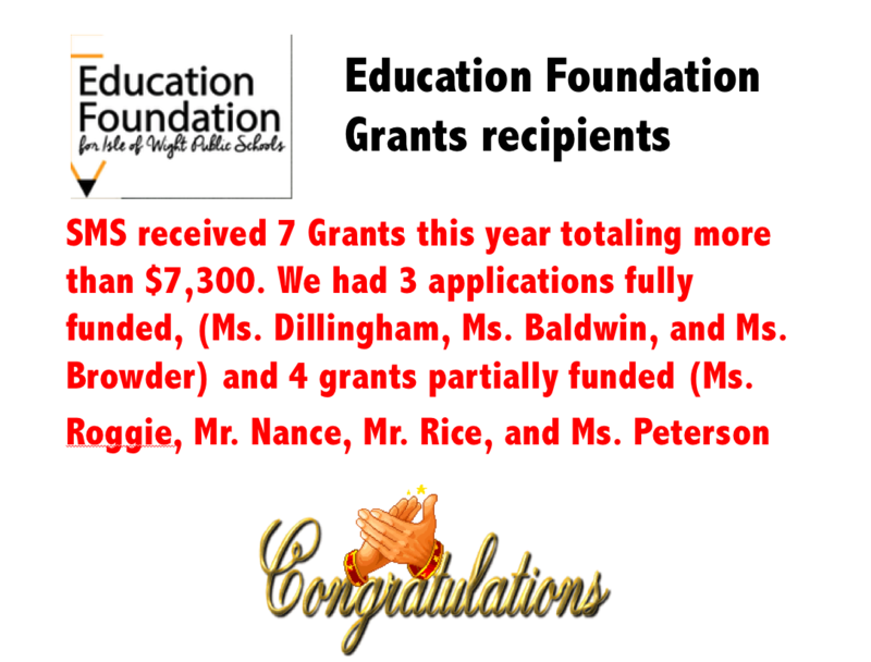 SMS Ed Grants