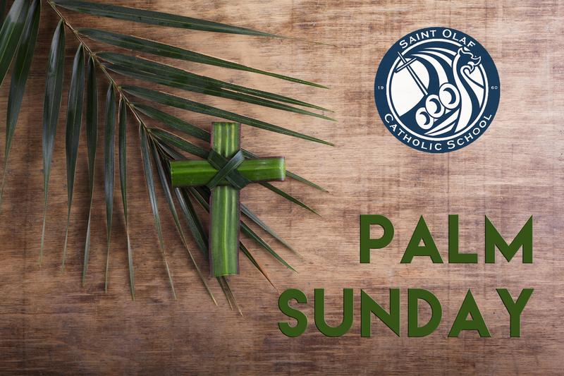 Palm Sunday, March 28th Featured Photo