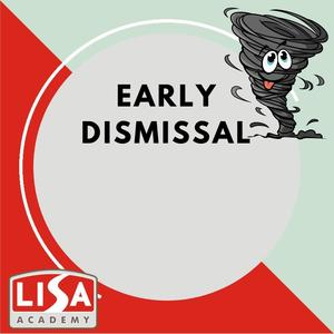Early Dismissal graphic