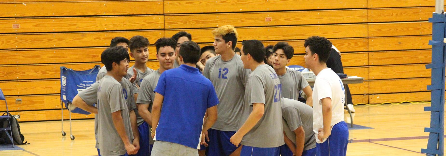 ERHS Boys Volleyball
