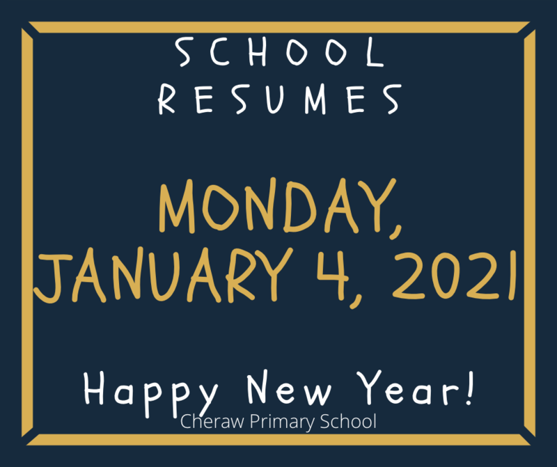 Face-to-Face Instruction Resumes January 4, 2021 Featured Photo