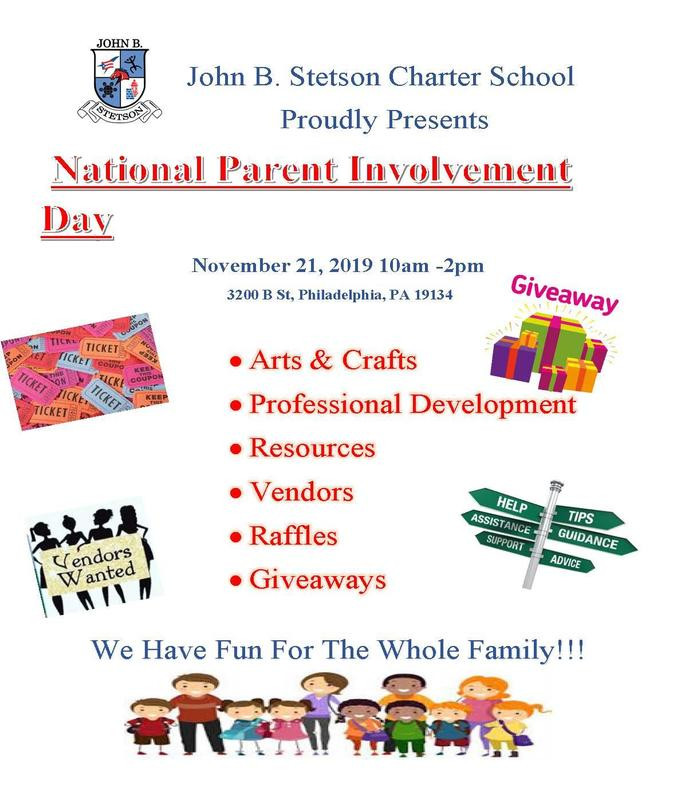 National Parent Involvement Day Featured Photo