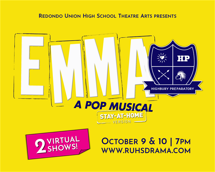 EMMA at Redondo Union High - www.ruhsdrama.com