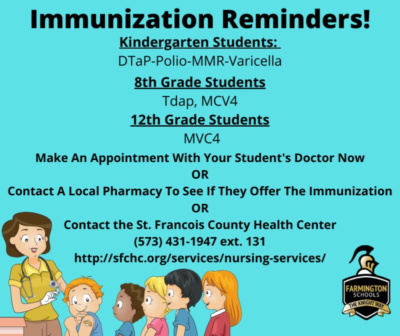Immunizations Featured Photo