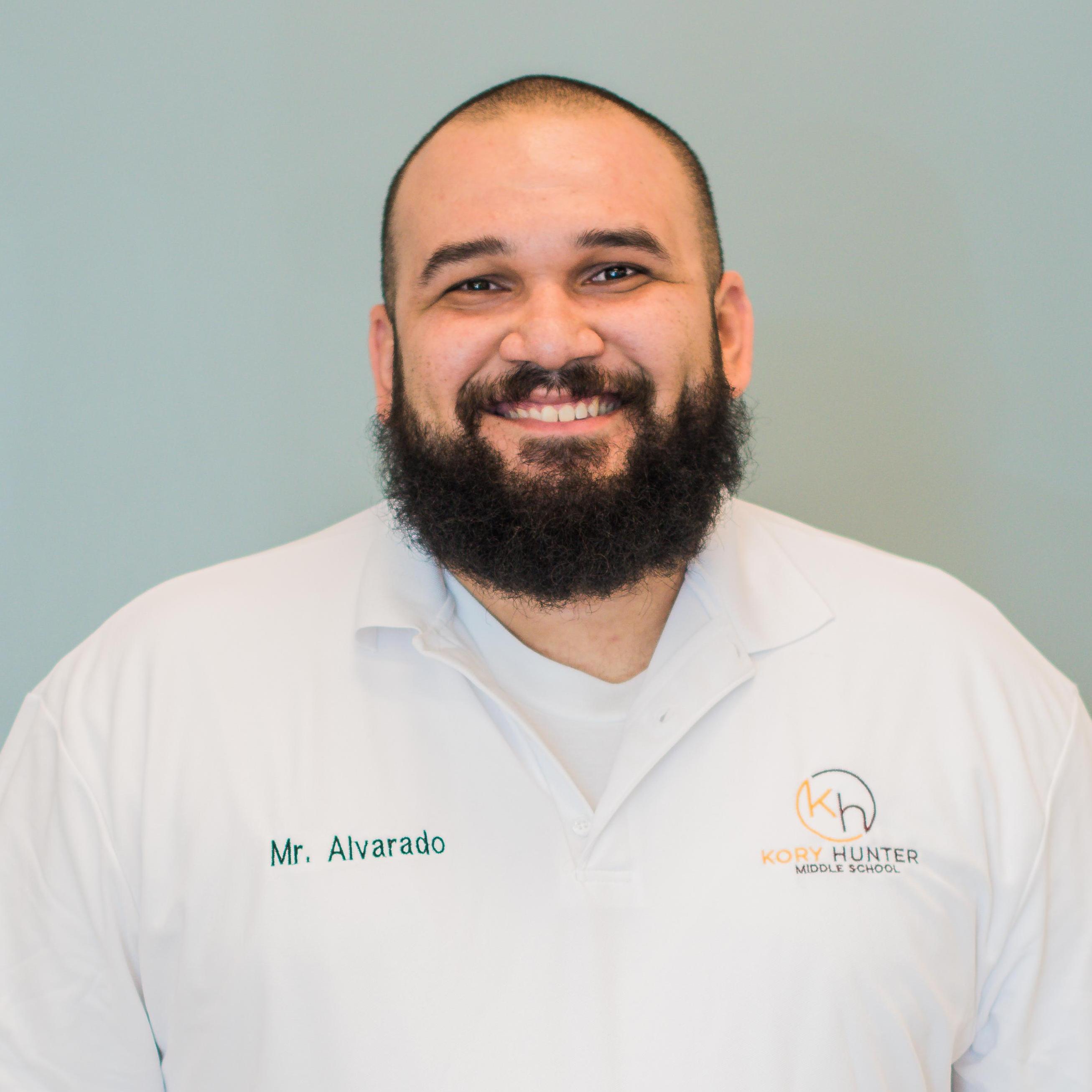 Omar Alvarado's Profile Photo