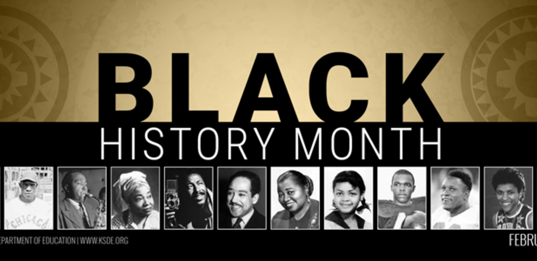 Images of Black Americans who made a difference.