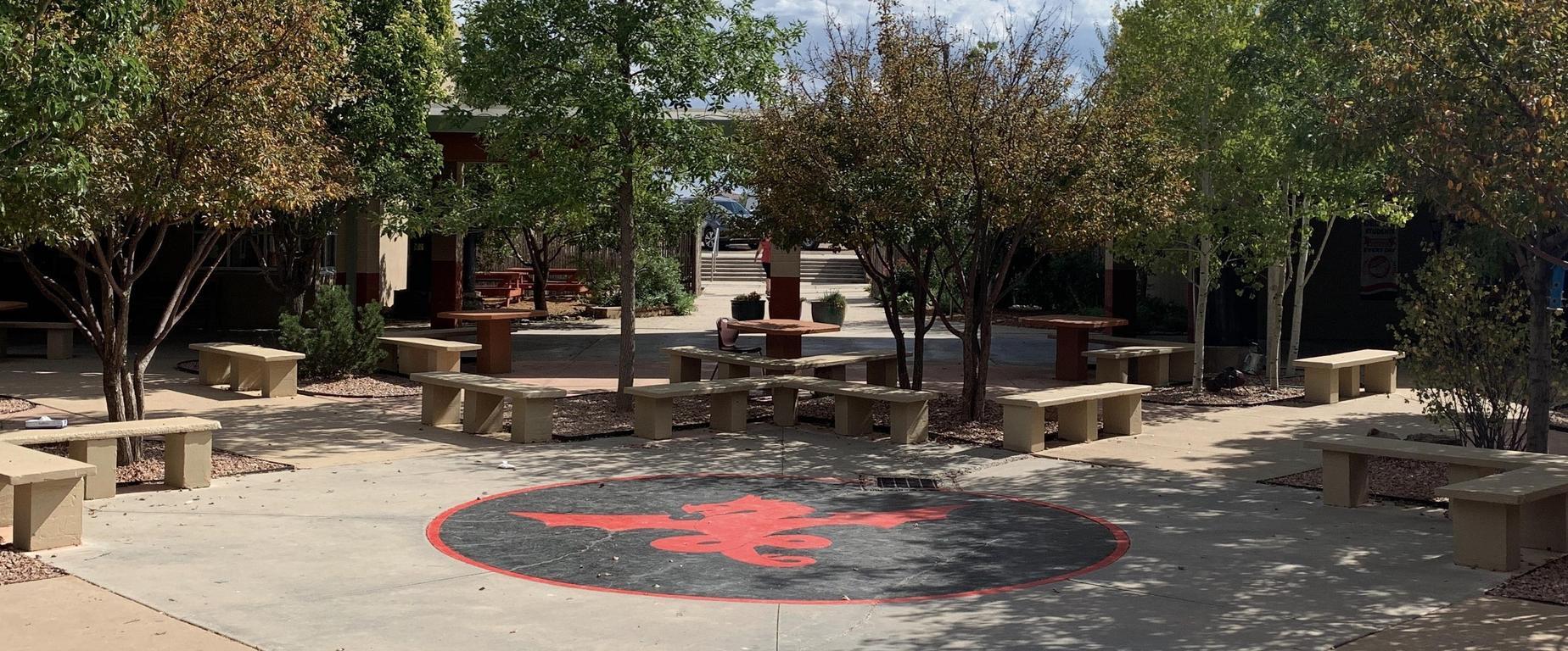 MdS Courtyard